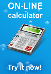 Aquarium calculator